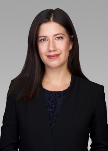Mélissa Des Groseilliers - Attorney